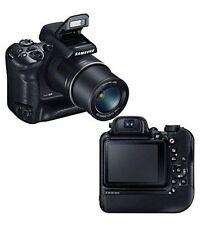 Samsung WB Series WB2200F 16.4MP Digital Camera - Black
