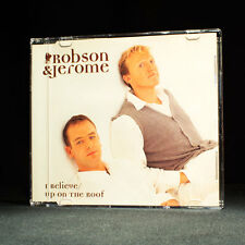 Robson And Jerome - I Believe / Up On The Roof - music cd EP