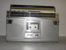BOOMBOX GHETTO BLASTER POSTE RADIO sharp gf-6060 h BOXED vintage radio de rue