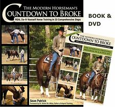 Modern Horsemans Countdown to Broke Set of Book and 4-DVDs by Sean Patrick