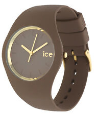 Ice-Watch Armbanduhr Ice Glam Forest Carribou Medium braun ICEGLCARUS14