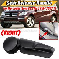 Car Seat Adjustment Handle,Black Rear Right Seat Adjustment Release Handle Replacement Fit for Benz GL‑Class GL350 GL450 GL350