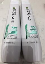 Matrix Biolage Scalp Sync Conditioner For All Hair Types 13.5oz - 2 PACK DUO SET