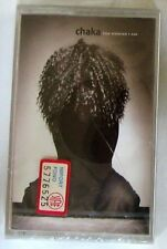 CHAKA KHAN - THE WOMAN I AM - Musicassetta Cassette Tape MC K7 - Sealed