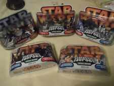 Lot Of 8 Hasbro Star Wars Galactic Heroes Mini/Chicken Run figures