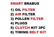 FOR SMART FORFOUR 1.5 BRABUS 2005-2006 CLUTCH KIT SERVICE KIT TIMING BELT KIT