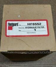 (4) Fleetguard hydraulic filters part# HF6552