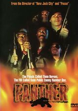 """PANTHER"" MARIO VAN PEEBLES UNRELEASED RARE DIGITAL TRANSFER WIDESCREEN DVD"