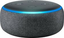 Amazon Echo Dot (3a Generazione) Altoparlanti Wireless Carboncino (versione Us)