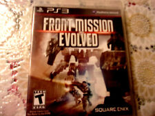 Front Mission Evolved (Sony PlayStation 3]