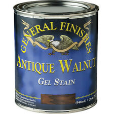 GF Gel Stain, Antique Walnut, 1/2 Pint
