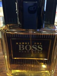 BOSS #1 NO. Number ONE by * Hugo Boss * Cologne for Men * 4.2 oz EDT Spray NEW