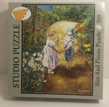 """Be Mine 500 Bits And Pieces 2009 Puzzle 16"""" x 20"""" Kristen Marco New Sealed"""