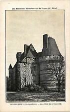 CPA Azay le Rideau - Chateau de l'Islette (279696)