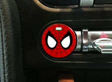 """2015-2019 Mustang [PBSH_SP2] Push Button Decal """"Spider-Man 2"""" Overlay"""