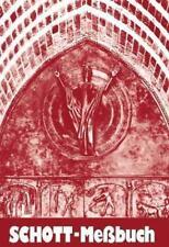 Schott - Messbuch für die Sonn- und Feiertage des Lesejahres C