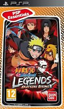 Naruto Shippuden Legends Akatsuki Rising PSP Brand New Factory Sealed