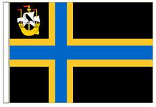 Caithness Gallaibh Arm Höfflichkeit Flagge Ideal für Boote 45cm x 30cm