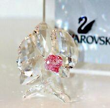Swarovski Original Figurine Flower Orchid 5301562 New