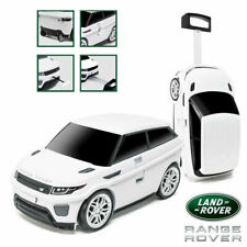 Range Rover 2 in 1 Suitcase and Ride On - White BNIB