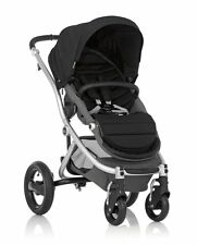 Britax Affinity Stroller System Silver Frame With Black Fabric Set New!!