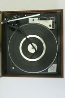 Montgomery Ward Record Player Turntable Model 6753A - For Parts or Repair