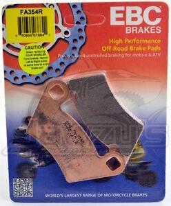 EBC Sintered Rear Brake Pads for Polaris Ranger 2002-2010