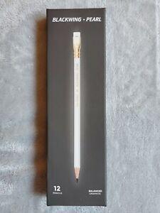 BLACKWING Pearl Pencils, Set of 12 (Balanced Graphite)