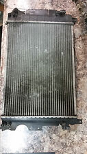 95 96 97 98 SAAB 900 S OEM CONVERTIBLE RADIATOR WITH TRANSMISSION OIL COOLER