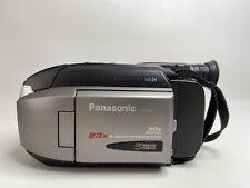 PANASONIC PV-L678D VHS C Camcorder- Working -READ