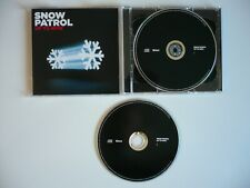 Snow Patrol Up To Now The Best Of Snow Patrol Double 2 CD 2009 Fiction CD EXC+