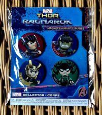 Funko Pop Marvel Magnets Marvel Collector Corps Exclusive - Thor Ragnarok