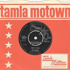 Spinners Sweet Thing Tamla Motown Tmg 514 Soul Northern motown