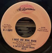 Sister Soul & Lucy Rodgers | Soul RARE! 45 | I Have One More River / Fightin'