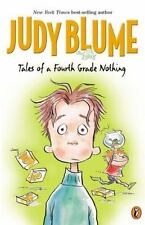 Tales of a Fourth Grade Nothing by Judy Blume (2003, Paperback)