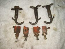 Case Tractor Hood Clamps Amp Dash Switches