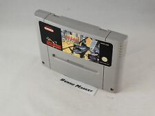 URBAN STRIKE SUPER NINTENDO SNES SUPER NES 16 BIT PAL CARTUCCIA LOOSE ORIGINALE