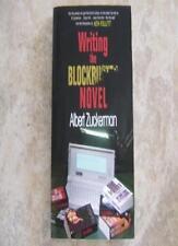 Writing A Blockbuster Novel,Albert Zuckerman