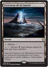 MTG Magic DOM - Cabal Stronghold/Forteresse de la Coterie, French/VF