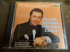 Peter Alexander - So ein kleines bißchen Liebe