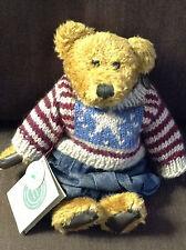 "J. B. Bean and Associates  Investment Collectibles Bear ""Eddie Bean Bauer"""