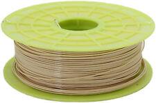 Aurarum 3D printer PLA filament Beige 1.75 mm MADE in OZ