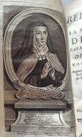 Duchesse de LA VALLIERE, BOSSUET  Réflexions sur la Miséricorde de Dieu,1766