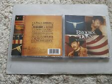 Brooks & Dunn - Steers & Stripes - Original issue UK CD