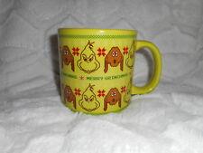 "How The Grinch Stole Christmas "" Merry Grinchmas "" 20 Oz Xl Coffee Mug Cup Mint"