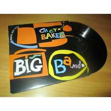 CHET BAKER - chet baker big band - SPAIN PACIFIC JAZZ Lp 1957 / 1985