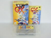 SD GUNDAM GX Mobile Suit Super Famicom Nintendo sf