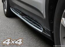 For Hyundai Santa Fe 2013 - 2018 Side Steps Running Boards Set