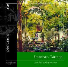 FRANCISCO TARREGA - Integrale delle opere per chitarra | 2CD