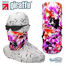 G468 Pink Jazz Multifunctional Headwear Snood Bandana Headband Tube cycle run